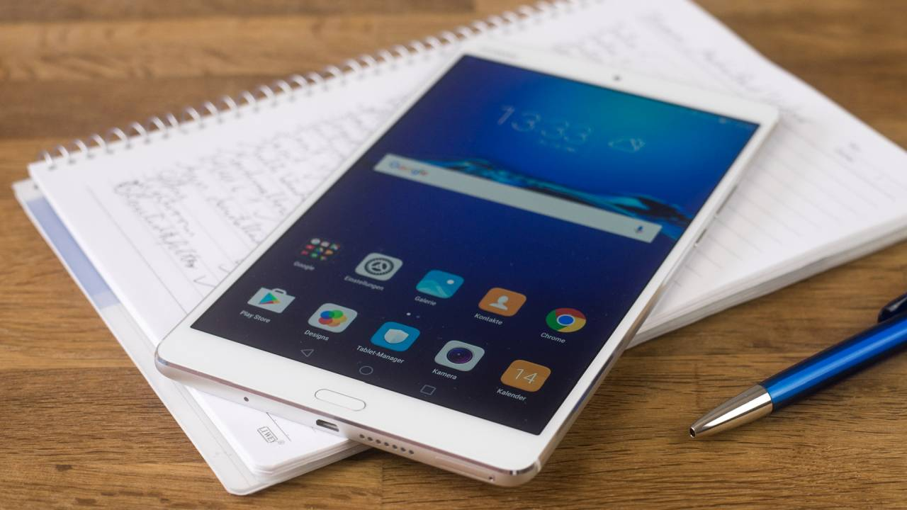 Huawei MediaPad M3 Review: The fastest Android Tablet ...