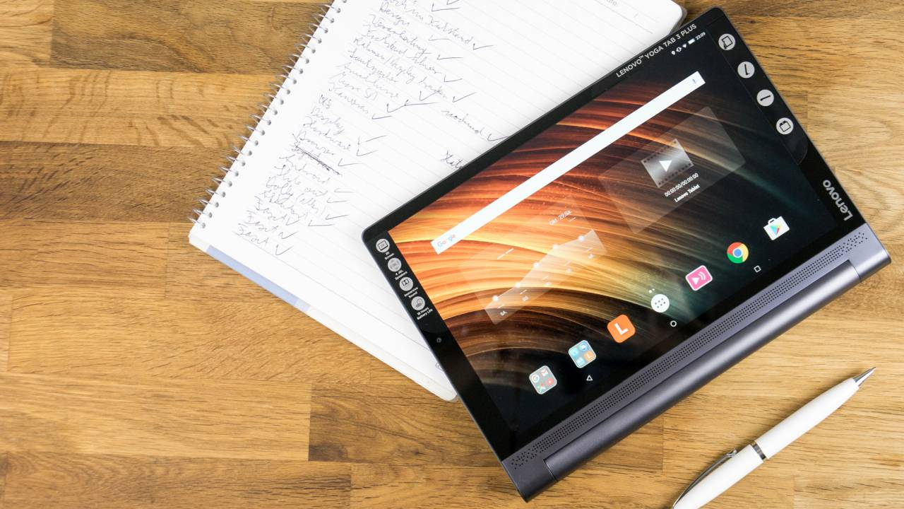 Lenovo Yoga Tab 3 Plus Review
