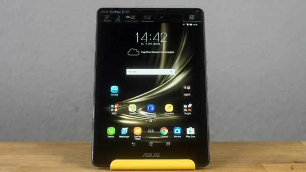 ASUS ZenPad 3 8.0 Software
