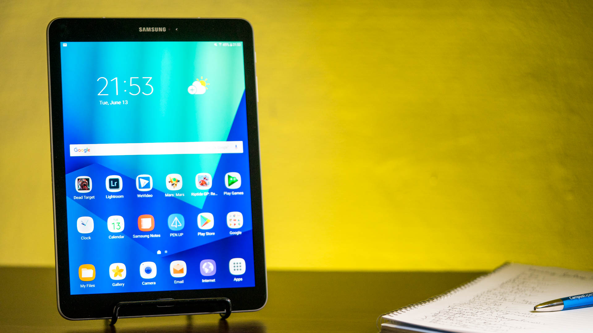 Samsung Galaxy Tab S3 Review: Best Android Tablet in 2017?