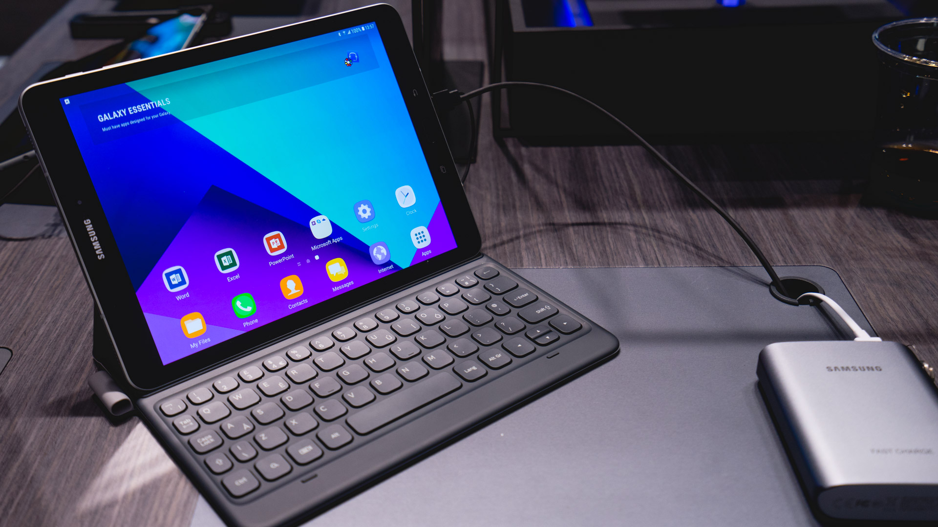 Galaxy Tab S3 Keyboard