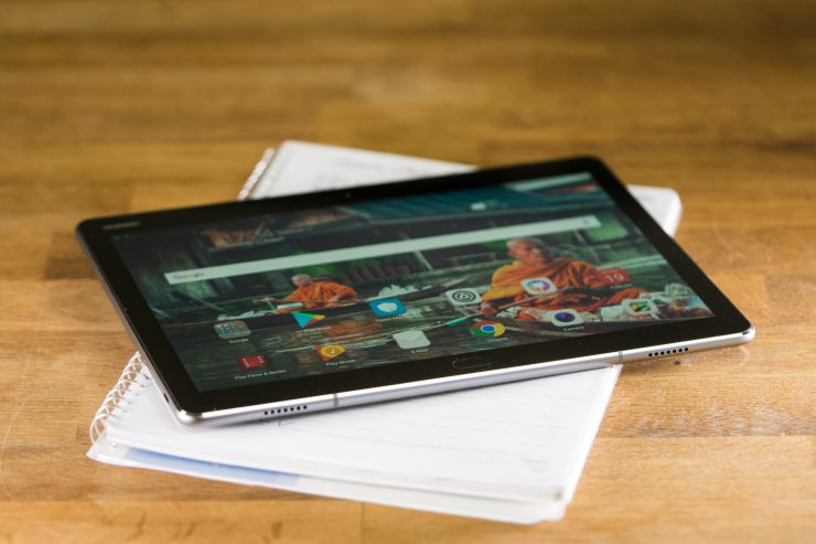 Huawei MediaPad M3 Lite 10 display