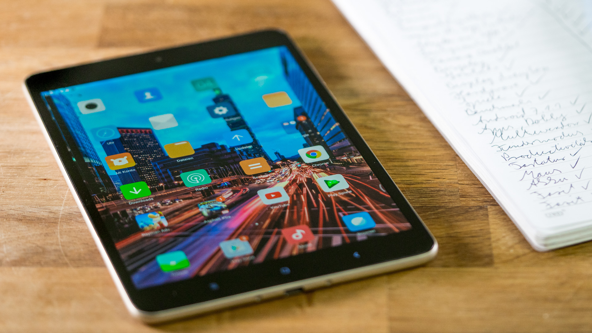 Xiaomi Mi Pad 3 Display