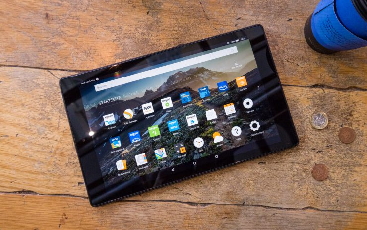 Amazon Fire HD 10 7th Generation