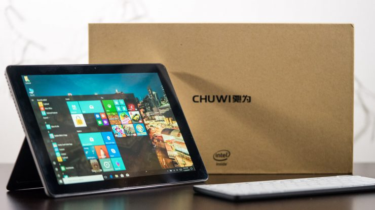 Chuwi SurBook Mini unboxing