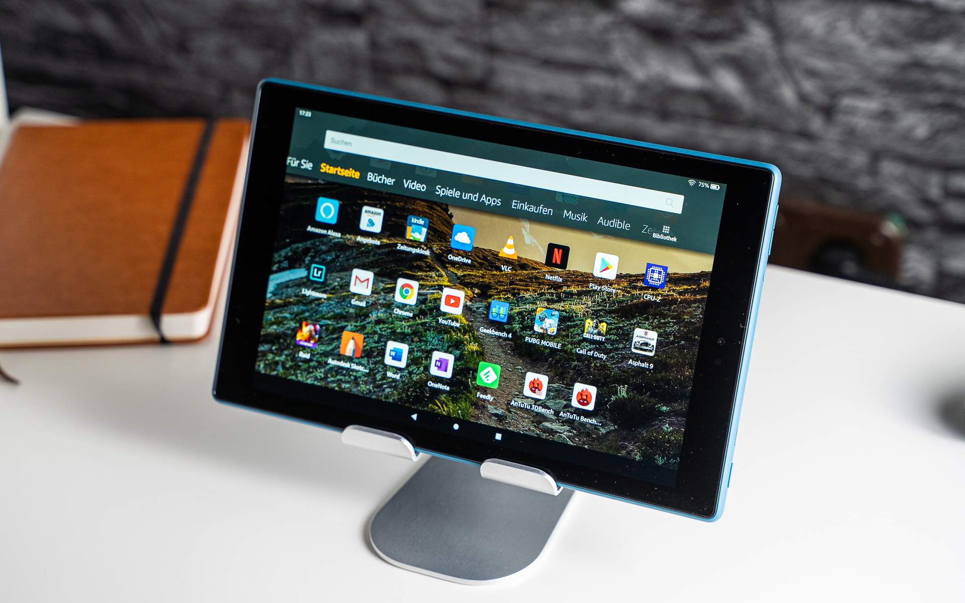 Amazon Fire HD 10 Test