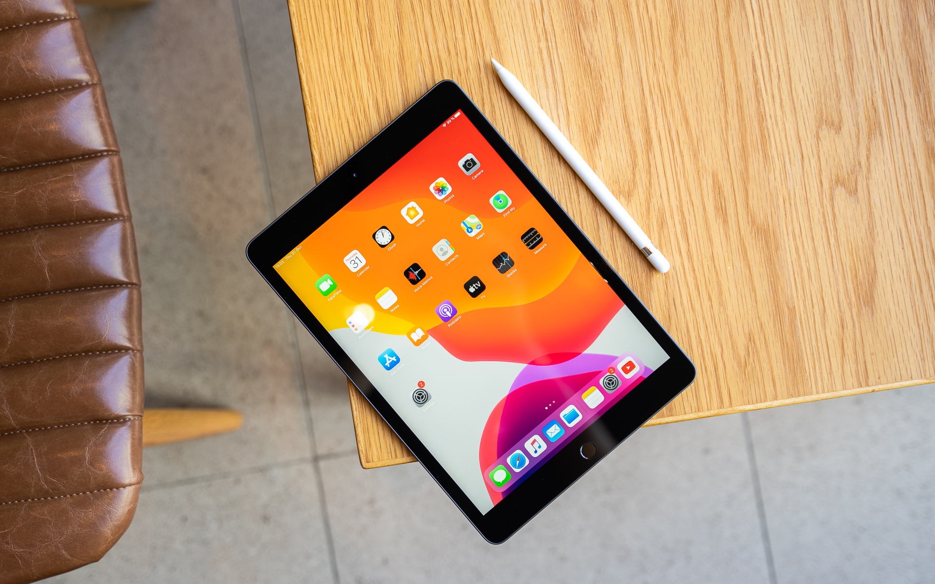 Apple iPad 7 tested