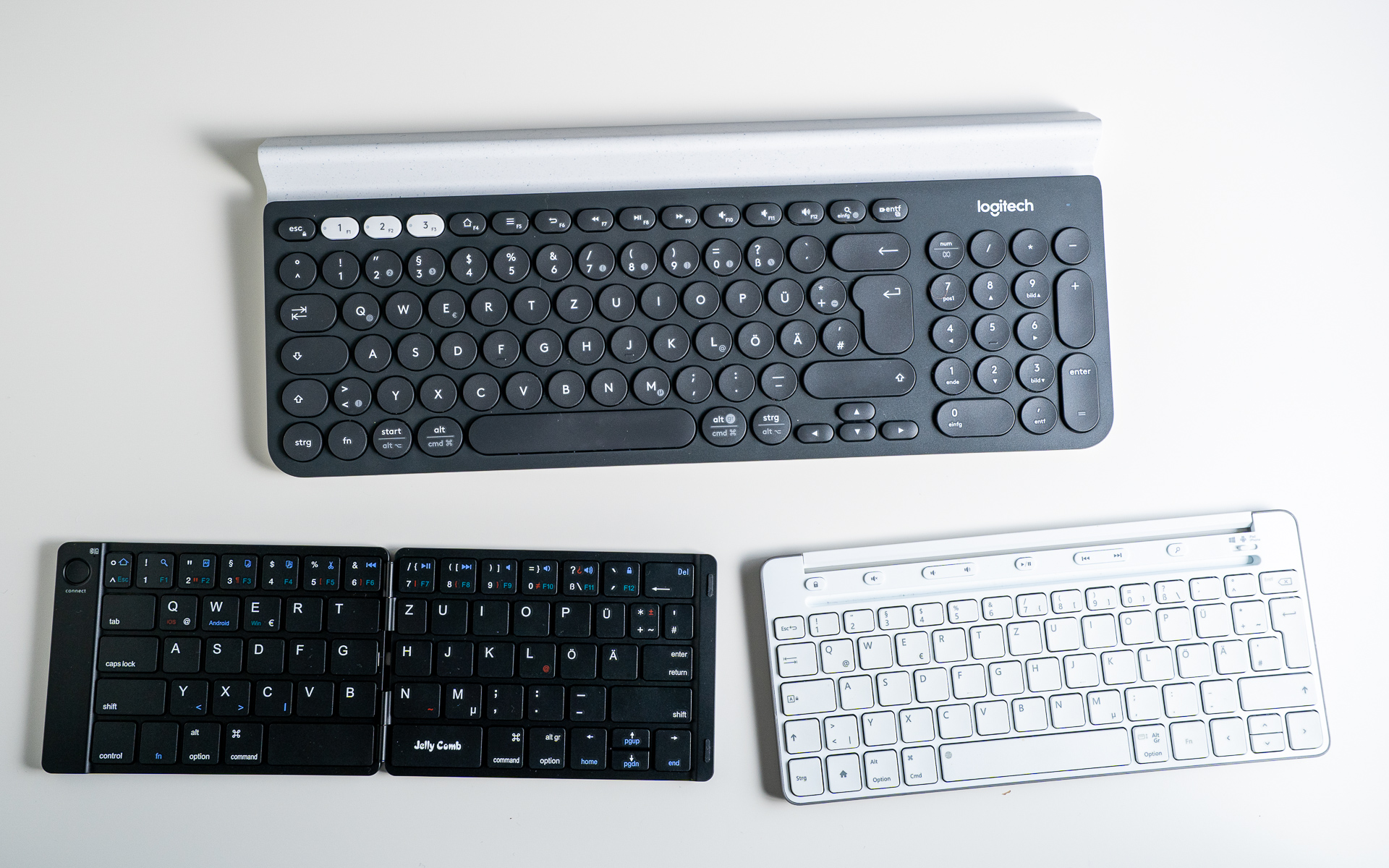 Best Bluetooth Keyboards