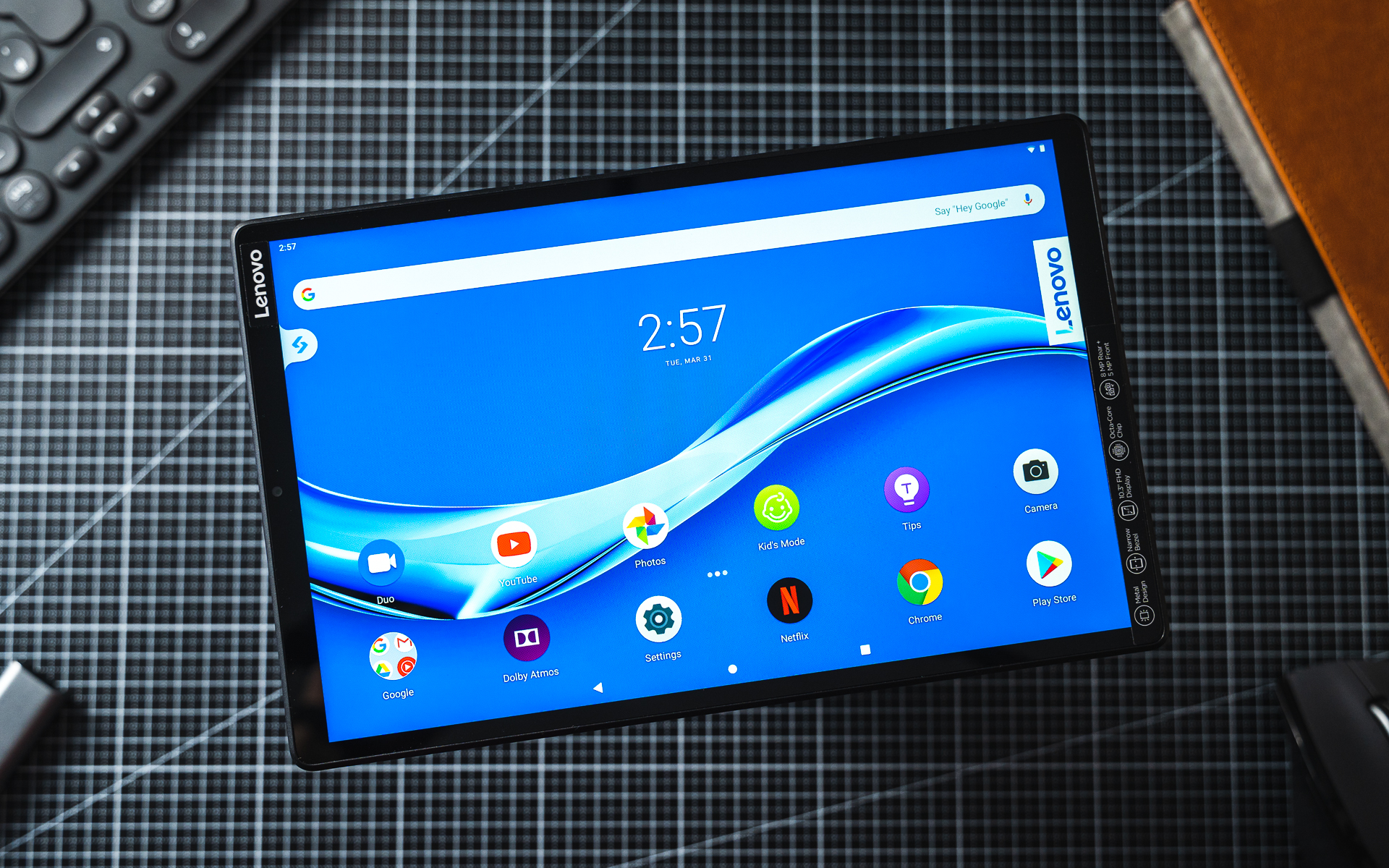 Lenovo Tab M10 FHD Plus review